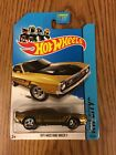 Hot Wheels Super Treasure Hunt 71 Mustang Mach 1