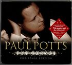 PAUL POTTS - One Chance - Limited Edition Chistmas Double CD Album (2007)