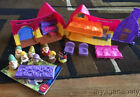 FISHER PRICE LITTLE PEOPLE Complete NATIVITY Playset CHRISTMAS STORY MUSICAL
