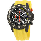 Nautica NSR 104 Black Dial Silicone Strap Men's Watch NAD17515G