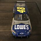 Action Racing NASCAR 2008 Jimmie Johnson Lowes 48 124 Scale Diecast Stock Car