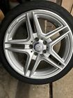 "18"" Mecedes Benz AMG Wheels and Tires"
