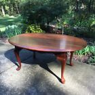 Gastonia, NC | PENNSYLVANIA HOUSE Cherry Coffee Table | Queen Anne Style