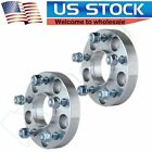 2Pcs 1 25mm Thick 5x120 Wheel Spacers fits BMW 5 Series E28 E34 525I 528E