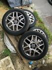 VW Golf GTi MK4 16 Montreal Alloy Wheels and Tyres 205 55 16