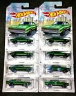 Hot Wheels Detroit Muscle 67 Camaro Walmart Excl 8pc Lot NIP 2018