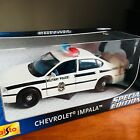 Maisto Chevy Impala Military Police 124 Die Cast Car Orig Un opened Box Spec ED