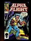 ALPHA FLIGHT #13 MARVEL COMICS VERY FINE / NEAR MINT OKEA I