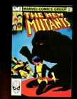 THE NEW MUTANTS #3  MARVEL COMICS VERY FINE / NEAR MINT  OKEA I