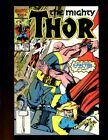 THE MIGHTY THOR #374  MARVEL COMICS VERY FINE PLUS  OKEA I