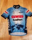 Gewiss Playbus Bianchi Biemme 93 Vintage Cycling Jersey LARGE