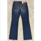 NWT WOMENS VINTAGE BIG STAR REMY BOOT CUT JEANS SIZE 25
