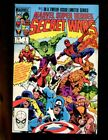 MARVEL SUPER HEROES SECRET WARS #1 IN A 12 SERIES MARVEL COMICS NEAR MINT OKEA I