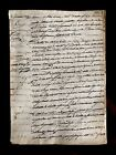 Very Old Document 1784 8 PAGES