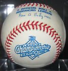 Rawlings Official 1996 American League Championship Series baseball version1