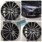 NEW 17 AMG WHEELS RIMS FITS MERCEDES BENZ C43 S CLASS S430 S500 S550 SET OF 4