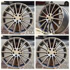 NEW 18 S550 AMG STYLE WHEELS RIMS FITS MERCEDES BENZ STAGGERE SET OF 4