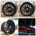 20 EAU ROGUE STYLE RIMS WHEELS FITS INFINITI Q50 Q50S Q60 Q60S NEW SET OF 4