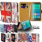 Leather Wallet Card Stand Flip Case Cover For Various Philips Xenium SmartPhones