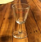 RARE Antique Medical Oddities Pharmacy Shot Glass Valpin - PB Elixir Medicine