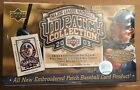 2003 Upper Deck UD Patch Collection Unopened Sealed Hobby Box w 20 Packs
