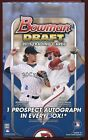 2015 BOWMAN DRAFT BASEBALL SEALED HOBBY BOX chrome auto prospect rc