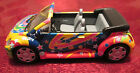 MATCHBOX AUSTIN POWERS CONCEPT 1 VOLKSWAGEN BEETLE CONVERTIBLE WITH COA