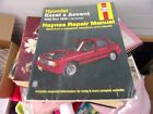 Repair Manual Haynes 43015 Hyundai Excel and Accent 1986-1988