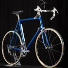 Vintage 1974 Woodrup Size Large Steel LEroica Road Bicycle Campagnolo Record