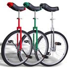 24 Skidproof Wheel Unicycle Mountain Tire Cycling Balance Exercise INCD VAT