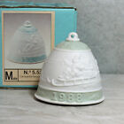 Lladro ornament 15525, Christmas Bell 1988