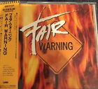 CD FAIR WARNING Fair warning Fates IMP Queensryche JAPAN ICON King Kobra