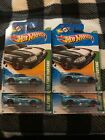 Hot Wheels 2012 Treasure Hunt 92 Ford Mustang Lot Of Four 4