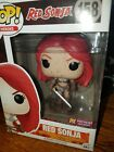 Funko Pop! RED SONJA (BLOODY) PX EXCLUSIVE! Comics Heroes #158