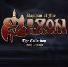 SAXON-BAPTISM OF FIRE: COLLECTION 1991-2009 (UK) (UK IMPORT) CD NEW