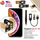 Dual Sim Card Double Adapter Converter For iPhone XS X 8 7 6s 6 Plus Universal