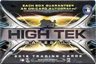 2016 Topps High Tek Baseball Hobby Box - Factory Sealed!