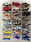 Lot of 48 Matchbox with Police