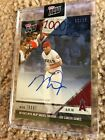 Mike Trout Signs Exclusive Autograph Deal with Topps 11