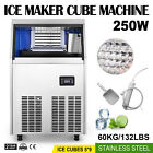 40200 Kg Commercial Ice Cube Maker Machine 32144 Cases Snack Bars Ice Spoon