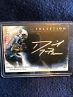 2015 Topps Inception Football Cards 53