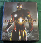 True NM M Master Set 2008 Iron Man Movie - Better Than An Archive Box!