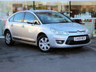 2010 CITROEN C4 16 HDi 110 VTR+ AUTO 5dr DIESEL 30 TAX ONLY 95815 MILES