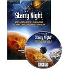 Starry Night Complete Space  Astronomy Pack for PC Mac NEW