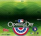 2014 Topps Opening Day Baseball Hobby Box - Factory Sealed!