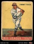 Jimmie Foxx Baseball Cards and Autographed Memorabilia Buying Guide 8