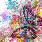 Full Drill 5D Diamond Painting Butterfly Handicraft Embroidery Cross Stitch Kit