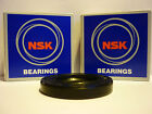 KAWASAKI ZZR1400 06 - 13 OEM SPEC NSK REAR WHEEL BEARINGS & DISC SEAL