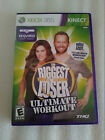 Biggest Loser Ultimate Workout Microsoft Xbox 360 Kinect Game