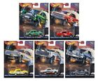 Hot Wheels Car Culture 2018 Drag Strip Demons Set of 5 Cars FPY86 956F
